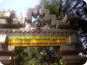 seshathri maharishi