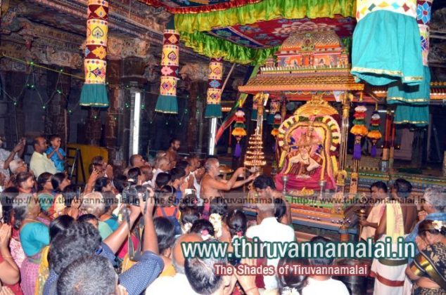 navarathri saraswathy alangaram