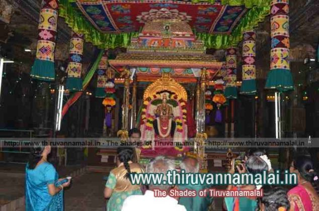 manonmani alangaram - navarthri festival