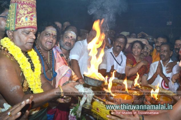 Bharani Deepam 2018 pics