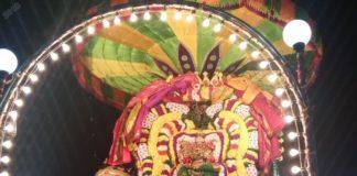 durgai amman festival - karthigai deepam 2018