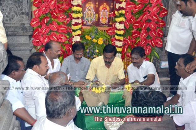 karthigai Deepam Festival day 3 photo gallery