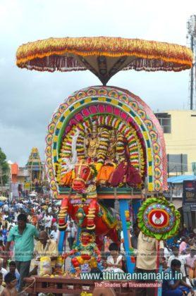karthigai Deepam day 8