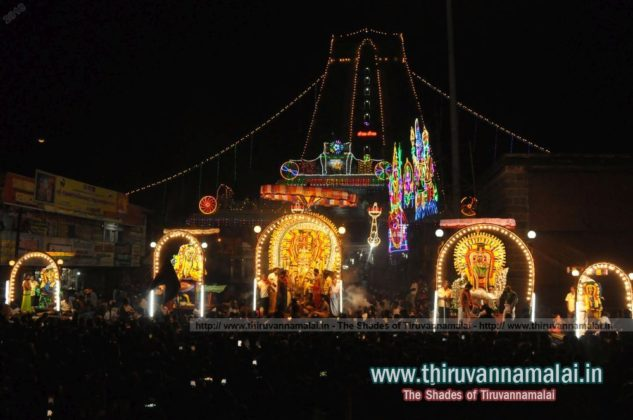 karthigai Deepam Festival Day 1 Night