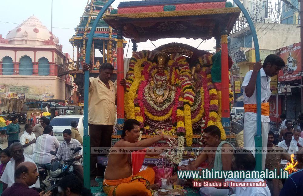 arunachaleswarar Girivalam